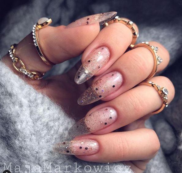 Fotos de glass nails para hacer en casa