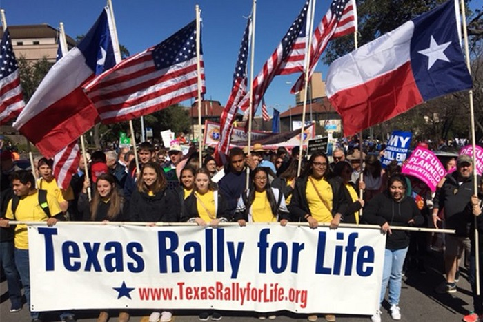 Ley contra el aborto en Texas